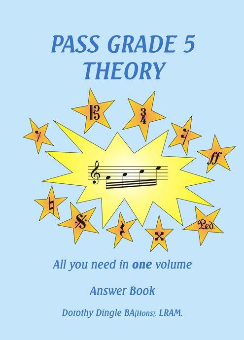 Grade 5 Theory Answer Book