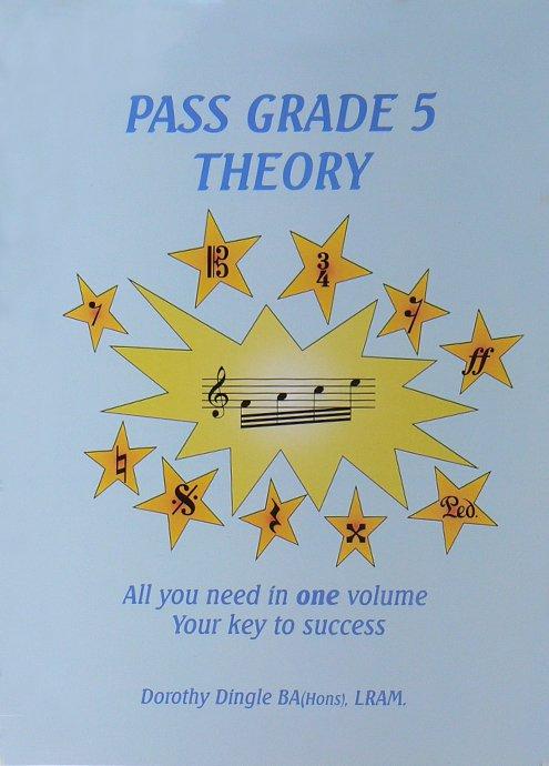 Grade 5 Theory Book