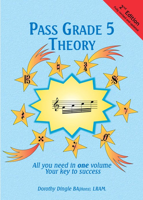Grade 5 Theory Book (May 2018)