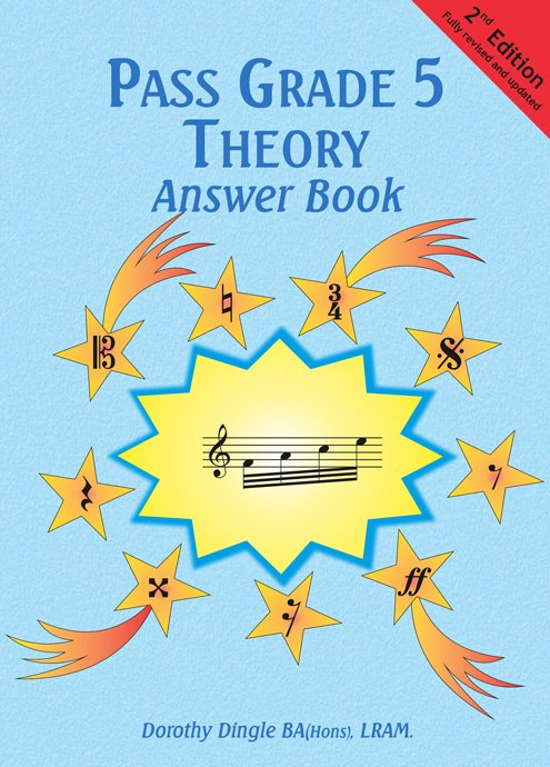 Grade 5 Theory Answer Book (May 2018)