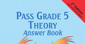 grade 5 theory answer book